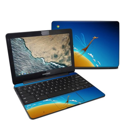 Samsung Chromebook 3 Skin - Learn to Fly
