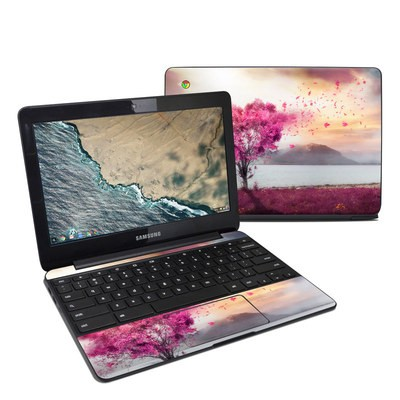 Samsung Chromebook 3 Skin - Love Tree