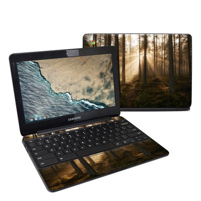 Samsung Chromebook 3 Skin - Misty Trail