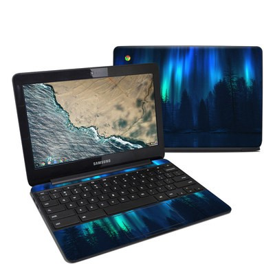 Samsung Chromebook 3 Skin - Song of the Sky