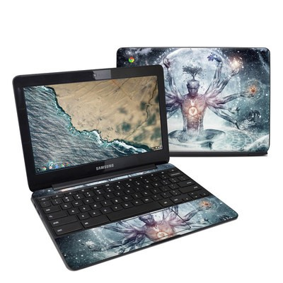 Samsung Chromebook 3 Skin - The Dreamer