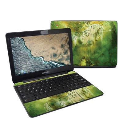 Samsung Chromebook 3 Skin - Unicorn