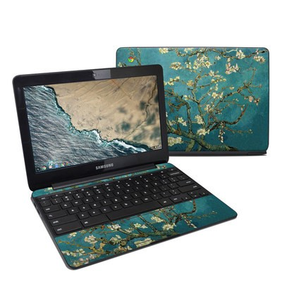 Samsung Chromebook 3 Skin - Blossoming Almond Tree