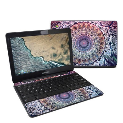 Samsung Chromebook 3 Skin - Waiting Bliss