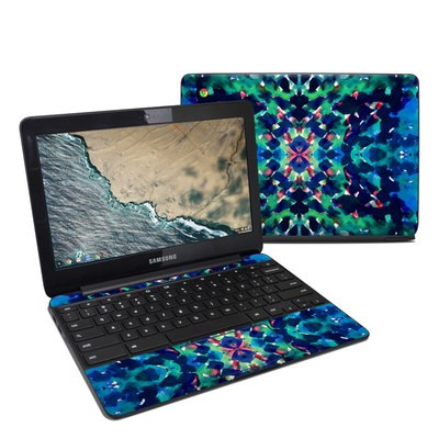 Samsung Chromebook 3 Skin - Water Dream