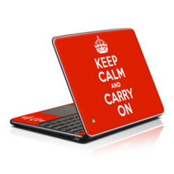 Samsung Series 5 Chromebook Skin - Keep Calm