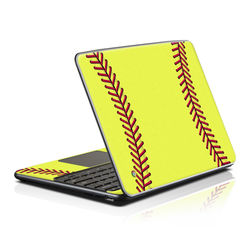 Samsung Series 5 Chromebook Skin - Softball