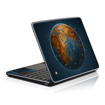 Samsung Series 5 Chromebook Skin - Airlines