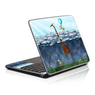 Samsung Series 5 Chromebook Skin - Above The Clouds