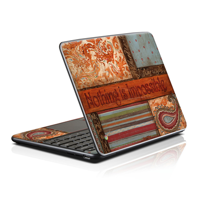 Samsung Series 5 Chromebook Skin - Be Inspired