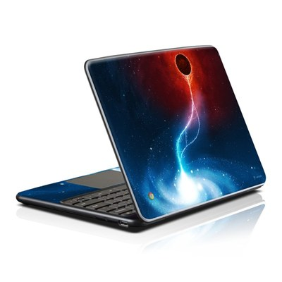 Samsung Series 5 Chromebook Skin - Black Hole