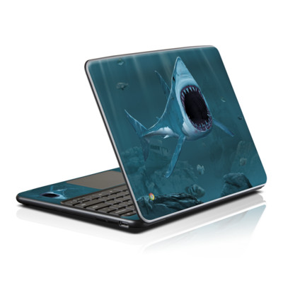 Samsung Series 5 Chromebook Skin - Great White