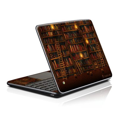 Samsung Series 5 Chromebook Skin - Library