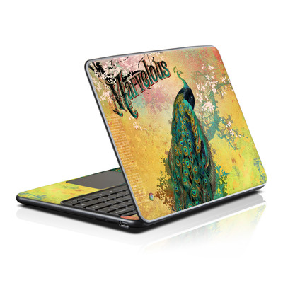 Samsung Series 5 Chromebook Skin - Marvelous