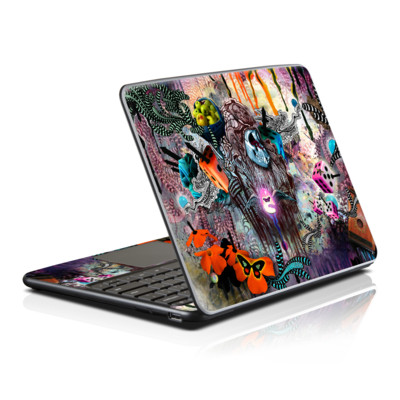 Samsung Series 5 Chromebook Skin - The Monk