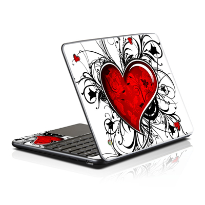 Samsung Series 5 Chromebook Skin - My Heart