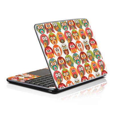 Samsung Series 5 Chromebook Skin - Owls Family