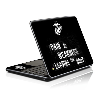 Samsung Series 5 Chromebook Skin - Pain