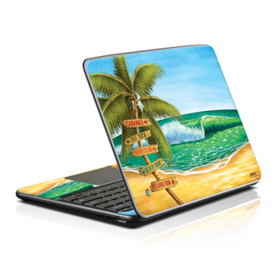 Samsung Series 5 Chromebook Skin - Palm Signs