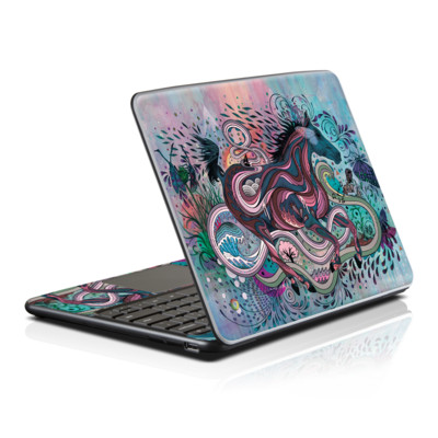 Samsung Series 5 Chromebook Skin - Poetry in Motion