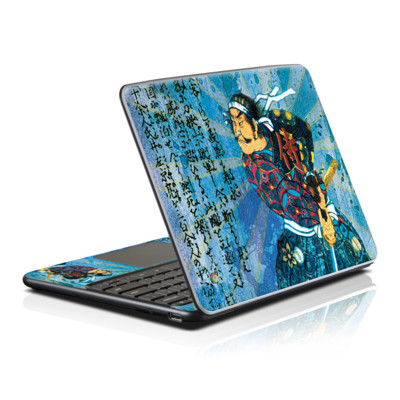 Samsung Series 5 Chromebook Skin - Samurai Honor