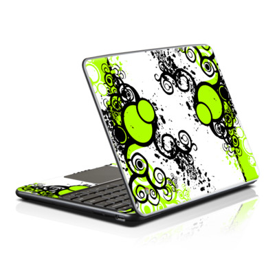 Samsung Series 5 Chromebook Skin - Simply Green