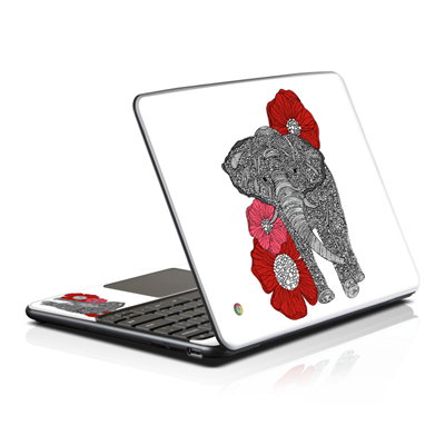 Samsung Series 5 Chromebook Skin - The Elephant