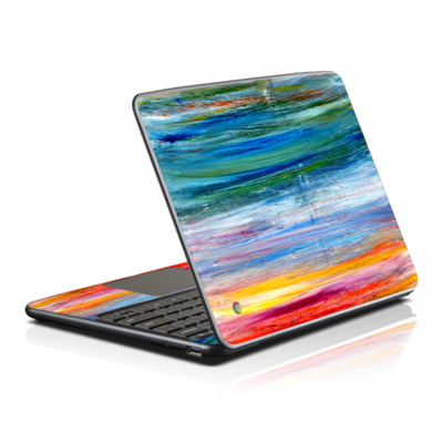 Samsung Series 5 Chromebook Skin - Waterfall