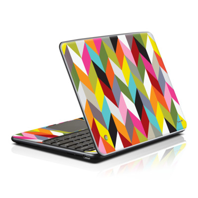 Samsung Series 5 Chromebook Skin - Ziggy Condensed