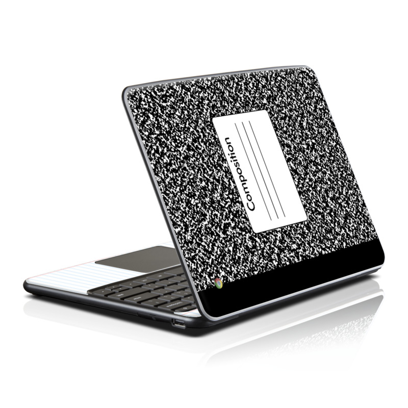 Samsung Series 5 Chromebook Skin Composition Notebook By