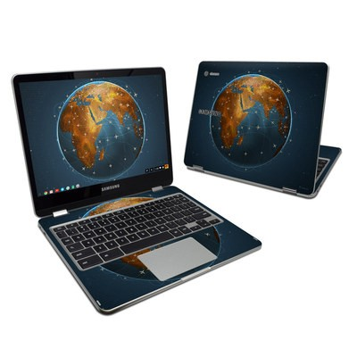 Samsung Chromebook Plus Skin - Airlines