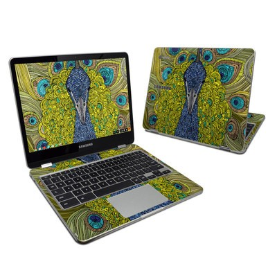 Samsung Chromebook Plus 2017 Skin - Alexis