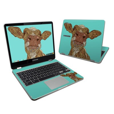 Samsung Chromebook Plus 2017 Skin - Arabella