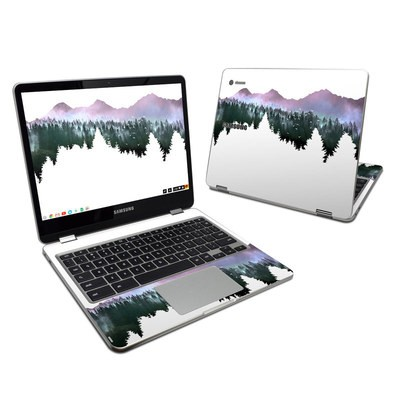 Samsung Chromebook Plus 2017 Skin - Arcane Grove