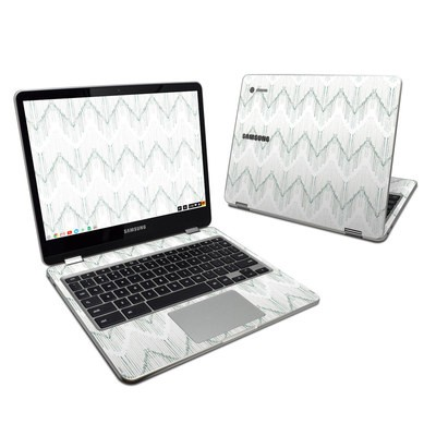 Samsung Chromebook Plus 2017 Skin - Chic Chevron