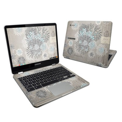 Samsung Chromebook Plus Skin - Christmas In Paris