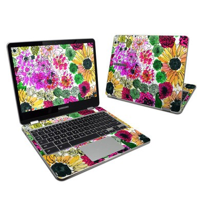 Samsung Chromebook Plus 2017 Skin - Fiore