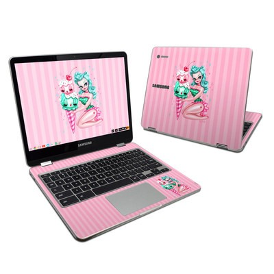Samsung Chromebook Plus 2017 Skin - Ice Cream