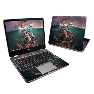 Samsung Chromebook Plus 2017 Skin - Kraken