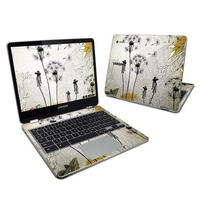 Samsung Chromebook Plus 2017 Skin - Little Dandelion