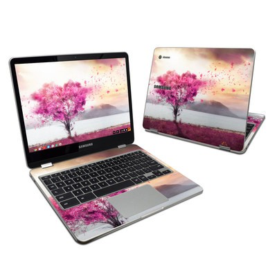 Samsung Chromebook Plus 2017 Skin - Love Tree
