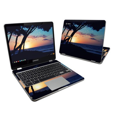 Samsung Chromebook Plus 2017 Skin - Mallorca Sunrise