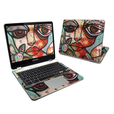 Samsung Chromebook Plus 2017 Skin - Mine
