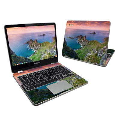 Samsung Chromebook Plus 2017 Skin - Rocky Ride