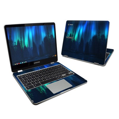 Samsung Chromebook Plus 2017 Skin - Song of the Sky