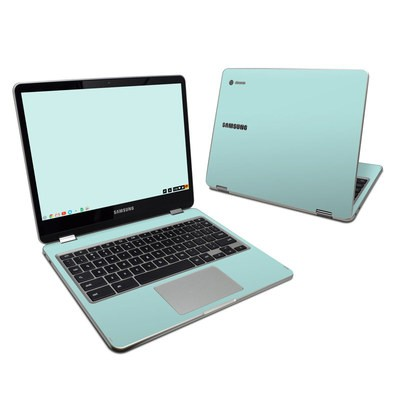 Samsung Chromebook Plus Skin - Solid State Mint