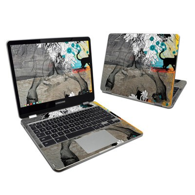 Samsung Chromebook Plus 2017 Skin - Stay Awhile