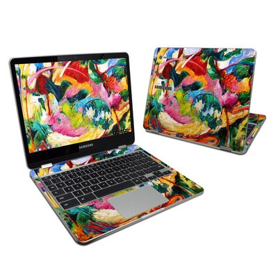 Samsung Chromebook Plus Skin - Tahiti