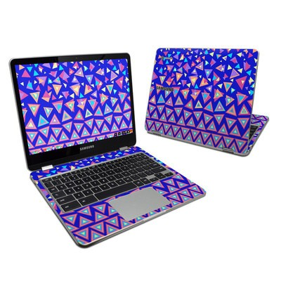Samsung Chromebook Plus 2017 Skin - Triangle Dance