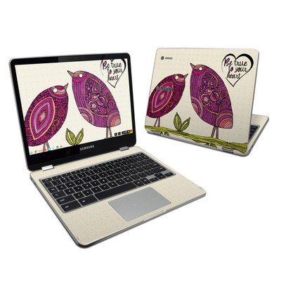 Samsung Chromebook Plus 2017 Skin - True Birds
